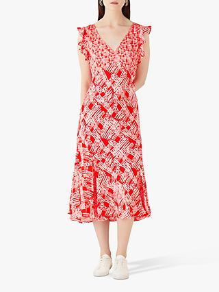 fbe8ce70624 Women's Red Dresses | Womenswear | John Lewis & Partners