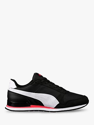 PUMA ST Runner v2 NL Women's Trainers, Black/White