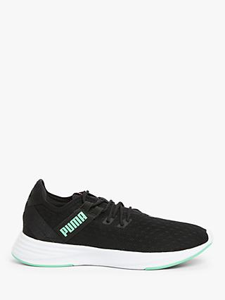PUMA Radiate XT Women's Cross Trainers, PUMA Black/Mint Green
