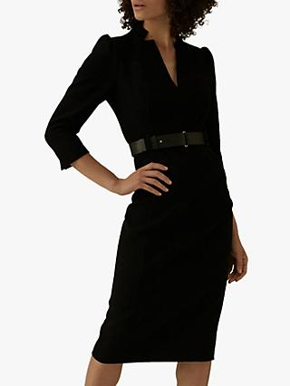Karen Millen Forever Dress, Black