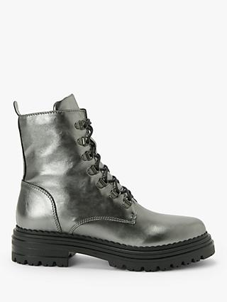 AND/OR Rudi Leather Lace Up Hiking Boots