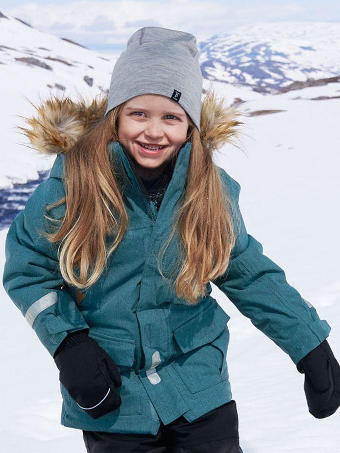 Polarn O. Pyret Polarn O. Pyret Baby Merino Beanie Hat