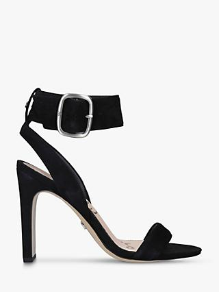 Sam Edelman Yola Block Heel Leather Sandals
