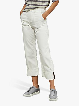 Ted Baker Estia Jeans, Ivory
