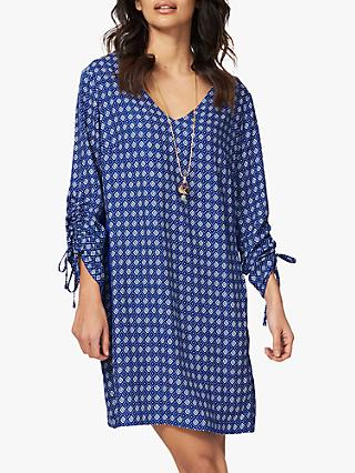 Brora Graphic Tunic Dress