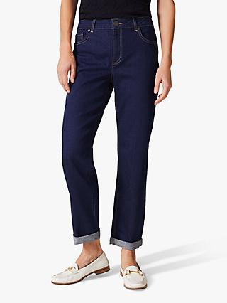 Phase Eight Sloanie Boyfriend Jeans, Indigo