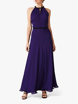 Phase Eight Perrie Maxi Dress, Violet