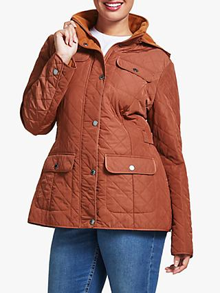 Four Seasons Polar Quilted Fleece Jacket