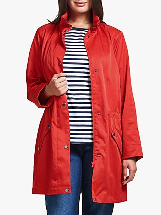 Four Seasons Parka, Red