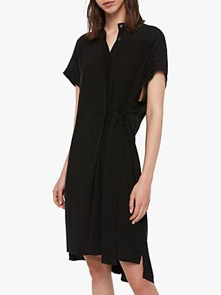 AllSaints Willow Dress, Black