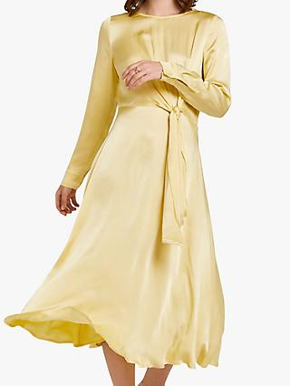Ghost Mindy Dress, Lemon