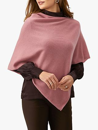 Pure Collection Cashmere Poncho