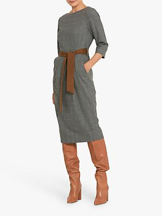 Helen McAlinden Caroline Prince of Wales Dress, Grey