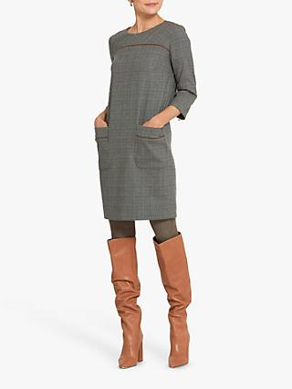 Helen McAlinden Cilla Prince of Wales Dress, Grey