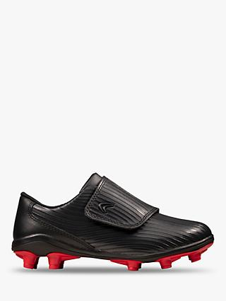 Clarks Children's Kinetic Run Football Boots