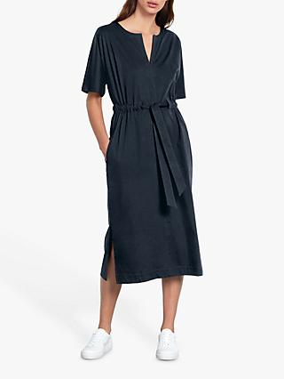 hush Adina V-Neck Dress, Midnight