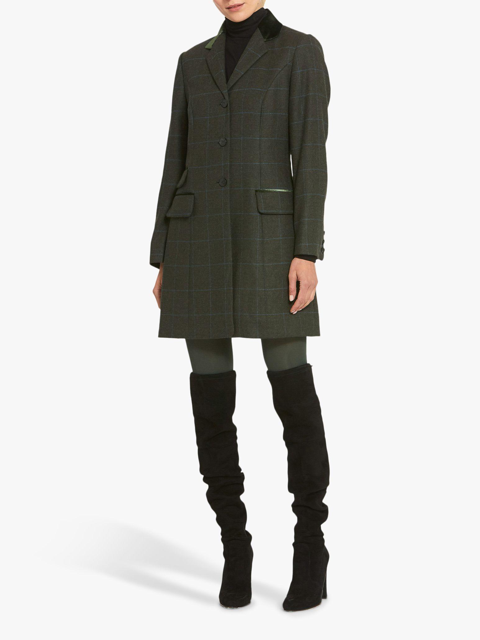 Helen McAlinden Helen McAlinden Kate Magee Tweed Jacket, Grey