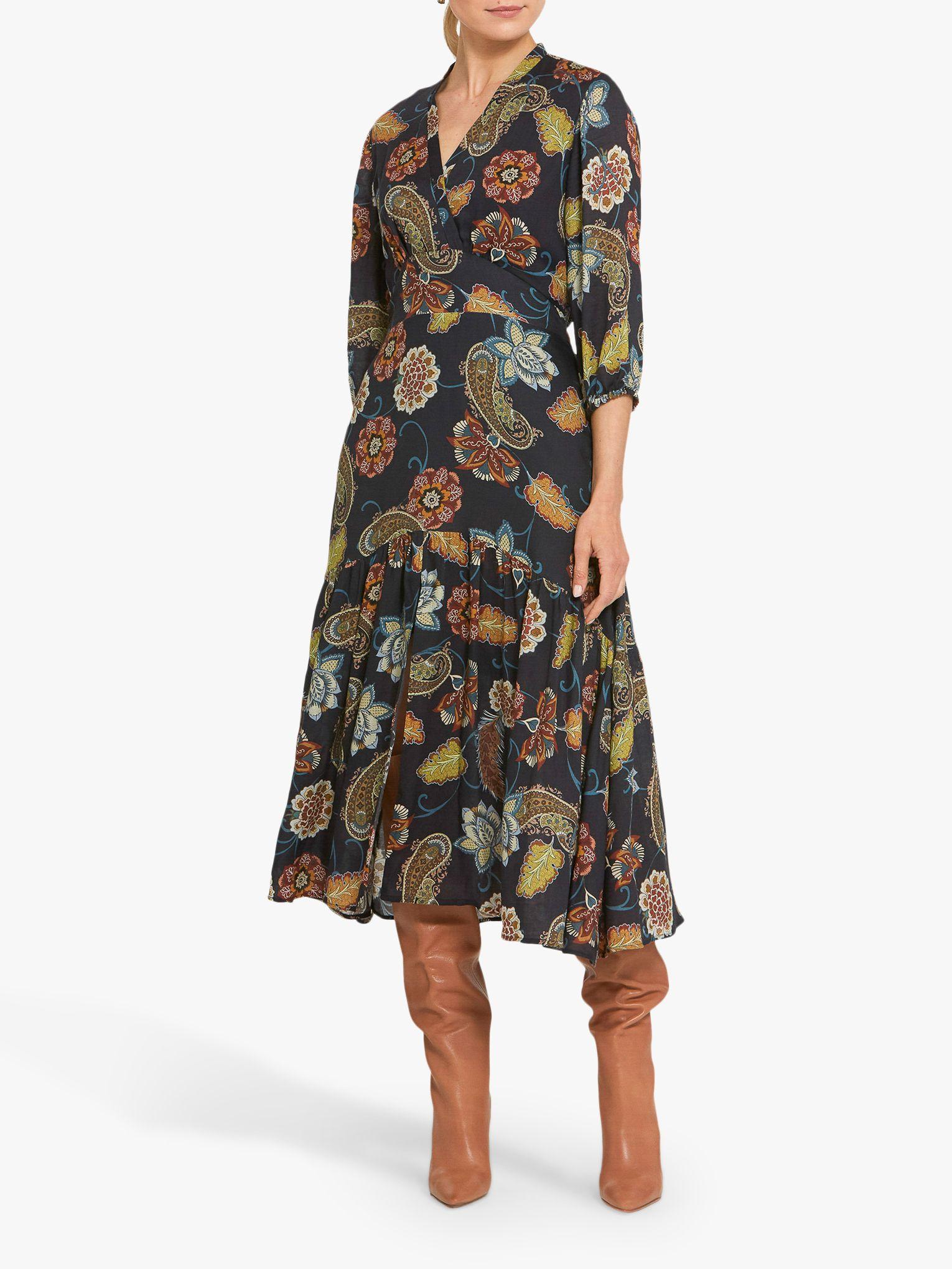 Helen McAlinden Helen McAlinden Beverley Printed Dress, Multi