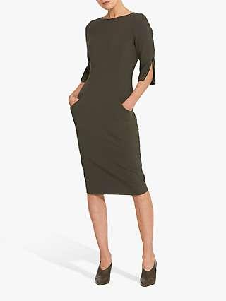 Helen McAlinden Vivienne Dress, Olive