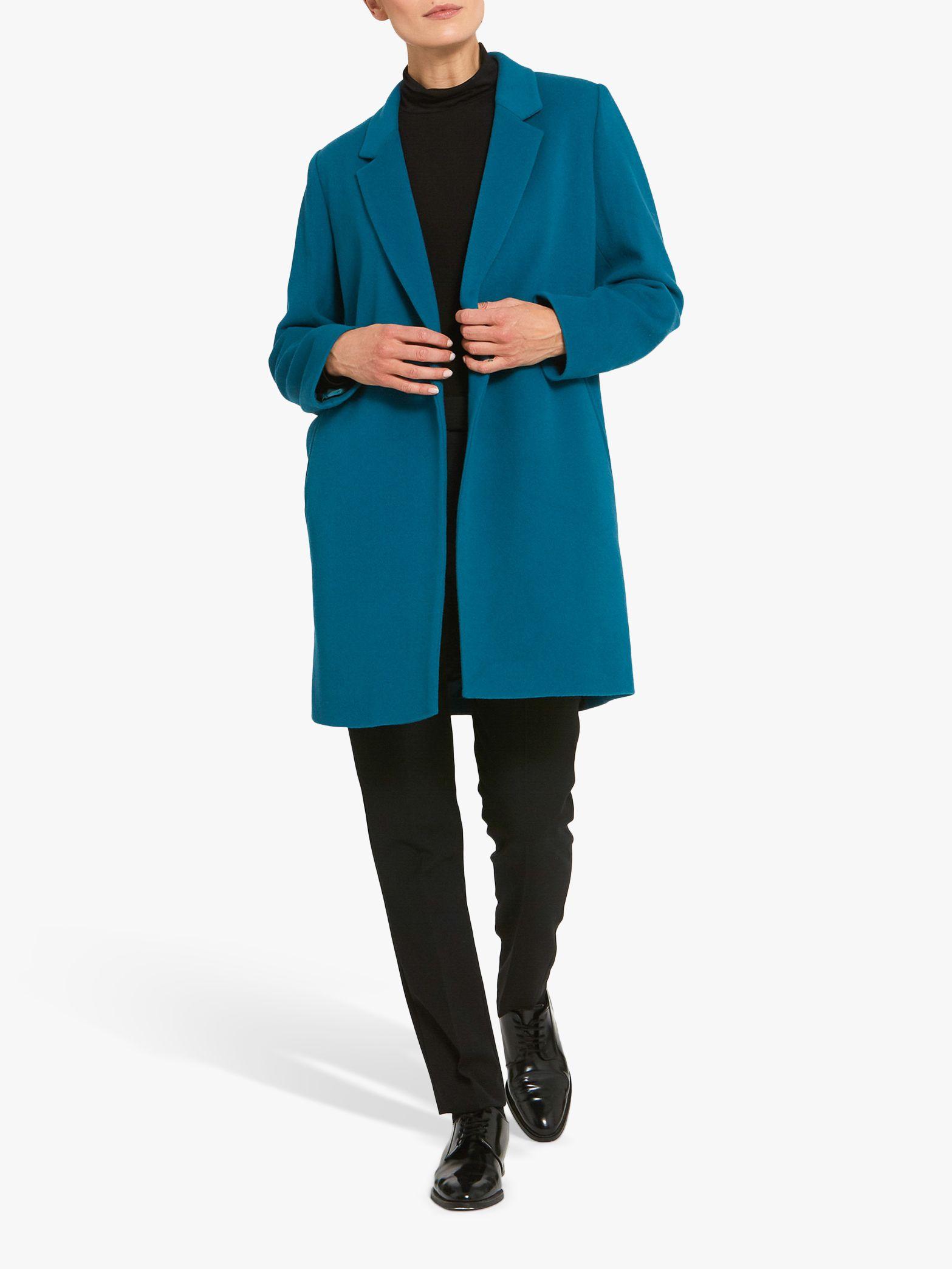 Helen McAlinden Helen McAlinden Amanda Tailored Wool Coat