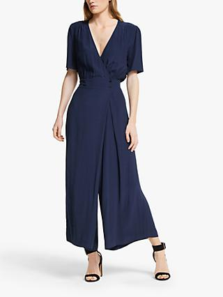 Somerset by Alice Temperley Wrap Jumpsuit