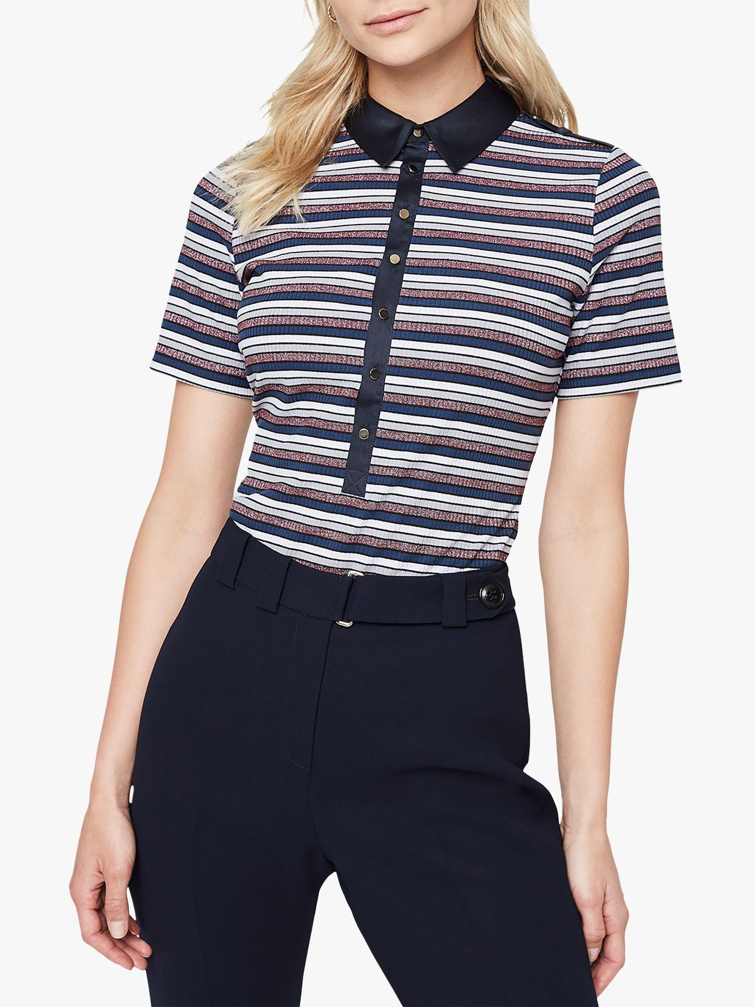 Damsel in a dress Damsel in a Dress Ciri Stripe T-Shirt, Multi