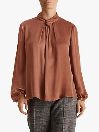 Fenn Wright Manson Petite Tilde Top, Toffee