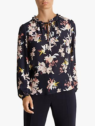 00eae036453 Tie Neck   Women's Shirts & Tops   John Lewis & Partners