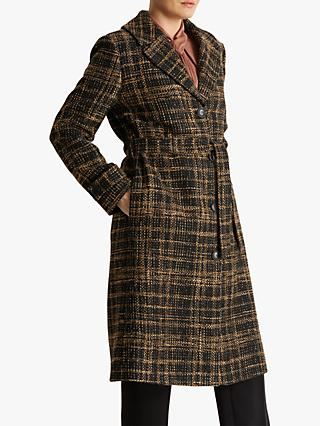 Fenn Wright Manson Seraphine Coat, Toffee