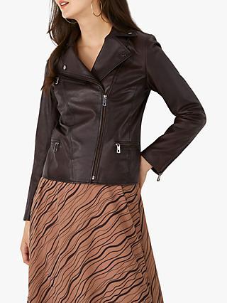 deaf904ef Women's Leather Jackets | Outerwear | John Lewis & Partners