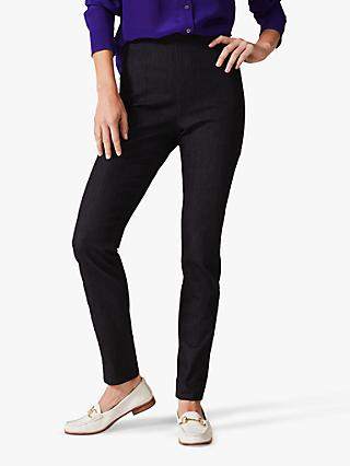 Phase Eight Amina Skinny Jeggings, Indigo