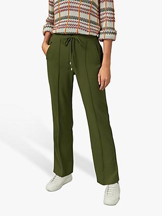 a0f3d53a4 Women's Green Trousers | John Lewis & Partners