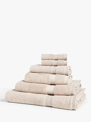 John Lewis & Partners Egyptian Cotton Hygro Towels