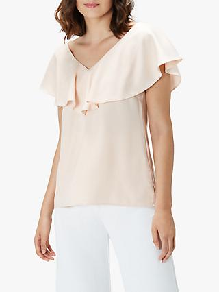 Coast Beau Ruffle Top
