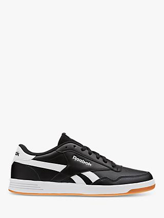 Reebok Royal Techque Men's Trainers, Black/White/Gum