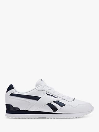 Reebok Royal Glide Women's Trainers, White/Collegiate Navy