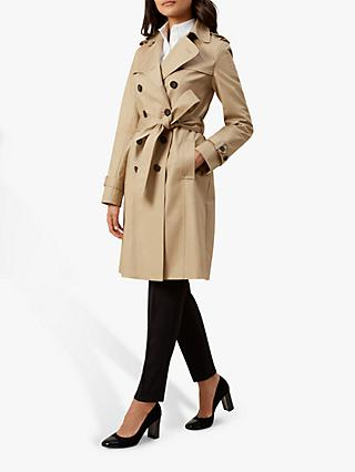 Hobbs Petite London Saskia Trench Coat