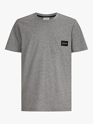 Calvin Klein Heather Pocket T-Shirt
