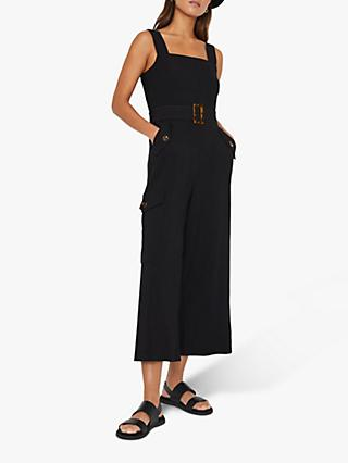 Warehouse Cargo Culotte Jumpsuit