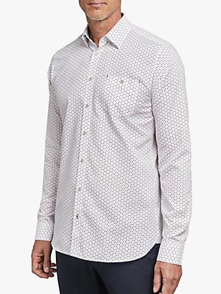 Ted Baker T for Tall Markett Triangle Long Sleeve Shirt