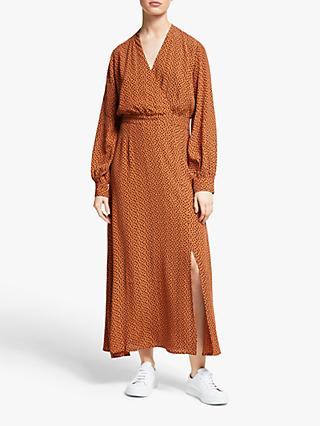 Gestuz Spotia Dress, Umber