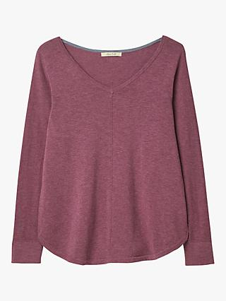 4075bfad90161 Purple | Women's Knitwear | John Lewis & Partners