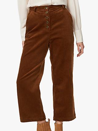 Brora Cotton Corduroy Trousers