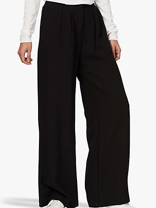 276ec120e Women's Wide Leg Trousers | John Lewis & Partners