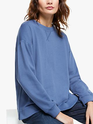 AND/OR Lana Sweatshirt, Smudge Blue