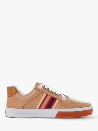 Bertie Ennfield Striped Detail Lace Up Trainers