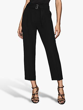 Reiss Cacey Slim Fit Tailored Trousers