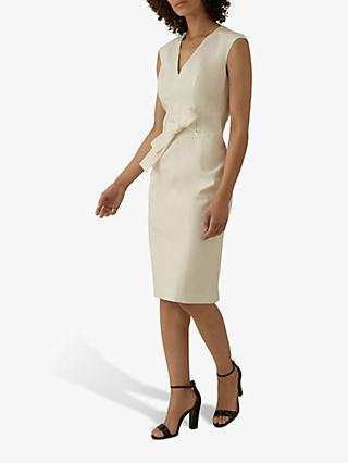 Karen Millen Tie Waist Pencil Dress