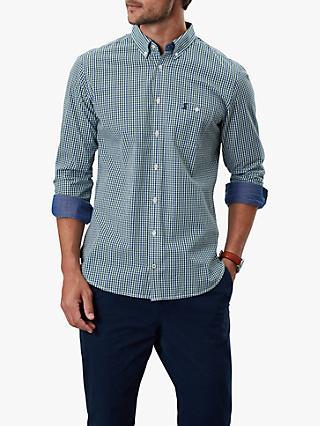 282cd7f544 Casual   Green   Men's Shirts   John Lewis & Partners