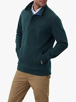 Joules Deckside Half Zip Sweatshirt